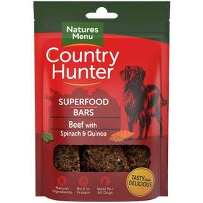 Natures Menu CH Superfood Bar Beef 100g