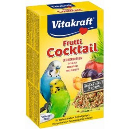 Vitakraft Fruit Cocktail Budgie 200g