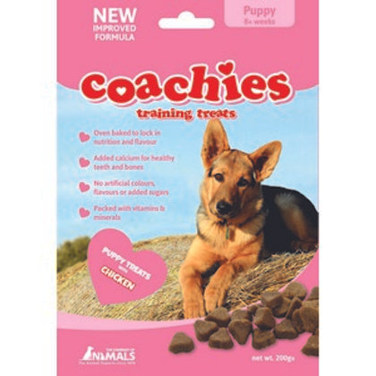 Coachies Training Treats Puppy 200g