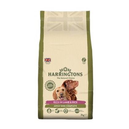 Harringtons Lamb and Rice Adult 15kg