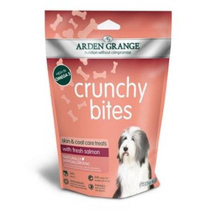 Arden Grange Crunchy Bites Salmon 225g