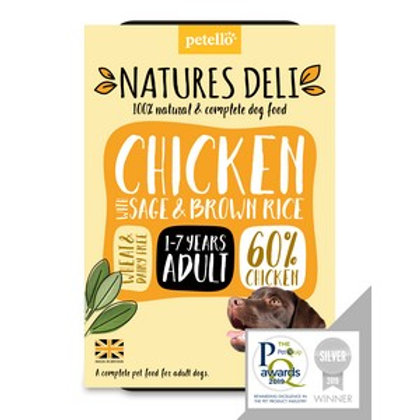 Natures Deli Chicken 400g