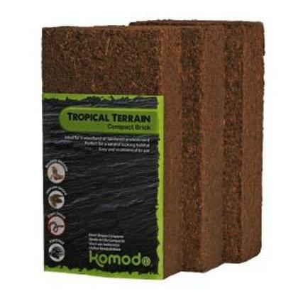 Komodo Tropical Terrain Compact Brick Triple Pack