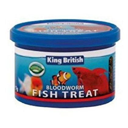 King British Bloodworms 7g