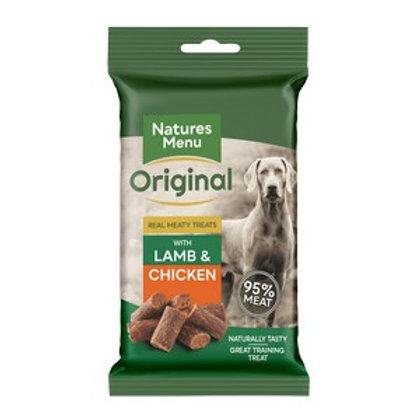 Natures Menu Dog Treats Chicken & Lamb 60g