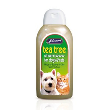 JVP Tea Tree Shampoo 200ml