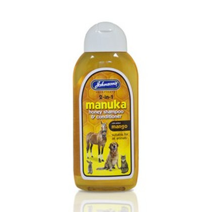 JVP Manuka Honey Shampoo 200ml