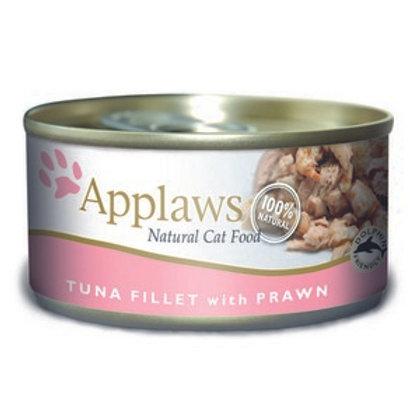 Applaws Cat Food Tuna and Prawn 70g