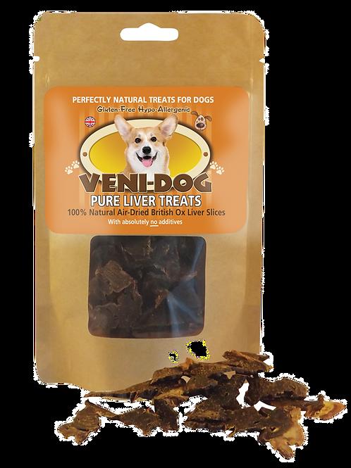VeniDog Pure Liver Treats 40g
