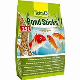 Tetra Pond Sticks - 25l