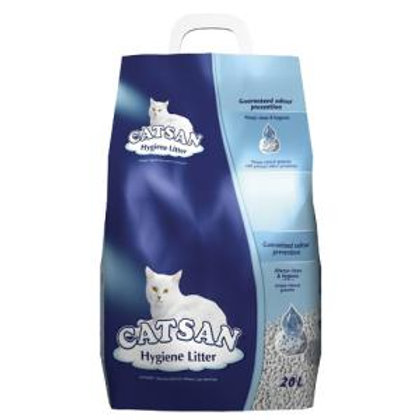 Catsan Hygiene Cat Litter 20l