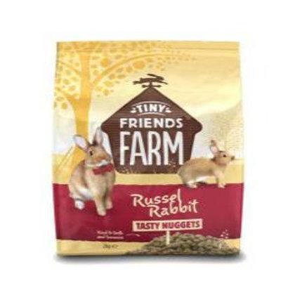 Russel Rabbit Tasty Nuggets 2kg