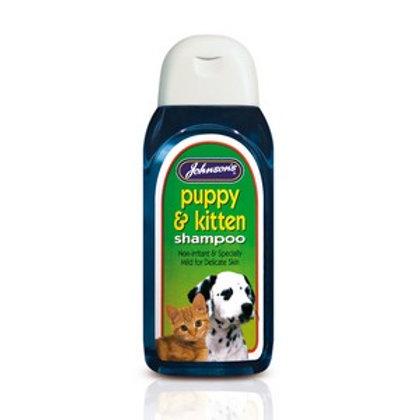 JVP Puppy & Kitten Shampoo 200ml