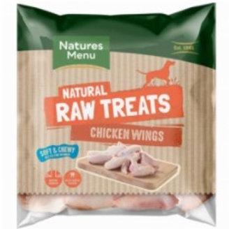 Natures Menu Chicken Wings - 1kg