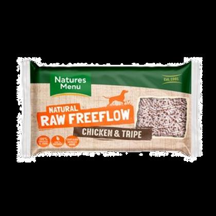 Natures Menu Frozen Freeflow Chicken and Tripe 2kg