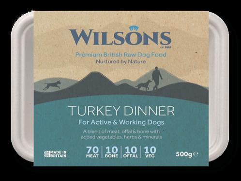 Wilsons Turkey Dinner 500g