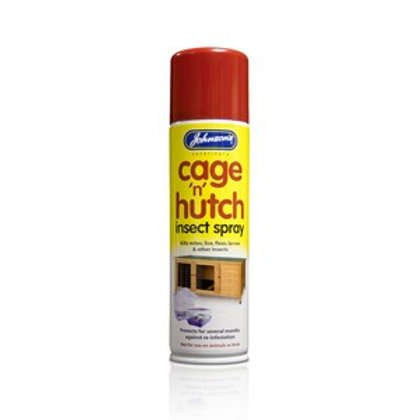 Cage N Hutch Insect Spray 250ml