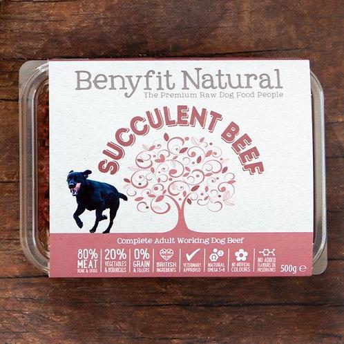 Benyfit Succelent Beef - 500g