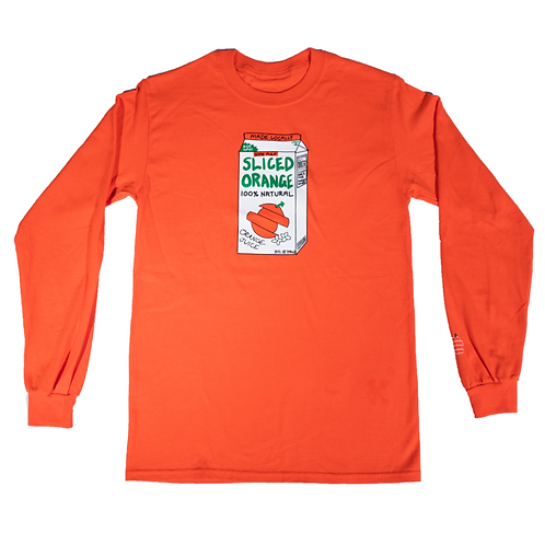 the juice long sleeve shirt