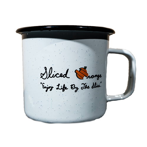 name and motto camper mug