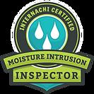 Moisture Intrusion Inspector Logo