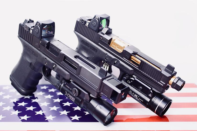 Glock RMR / SRO / 507C Optic Cut