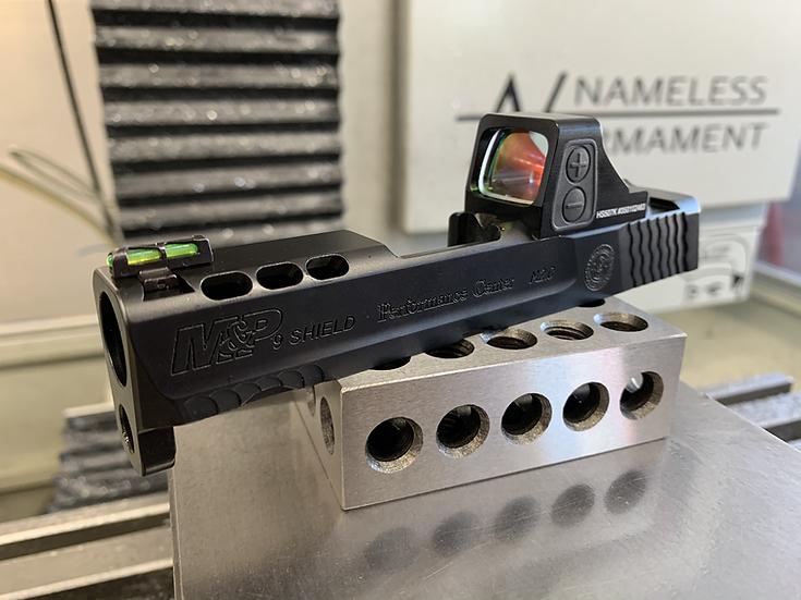 M&P Shield RMSc / 507K Optic Cut