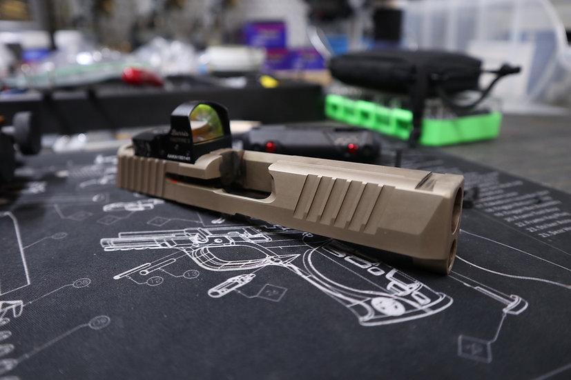 FN 509 Burris FF3 / Vortex Venom Optic Cut