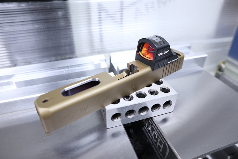 Glock Double Stack & Holosun 507C X2 Package