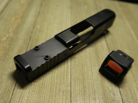 Pistol Optic Mounting Standards