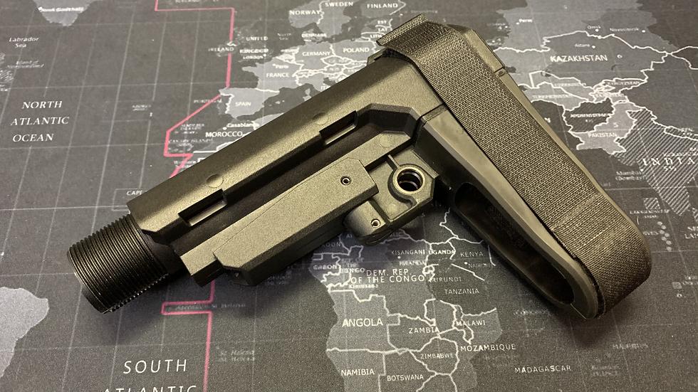 SB Tactical SBA3 - Take Off