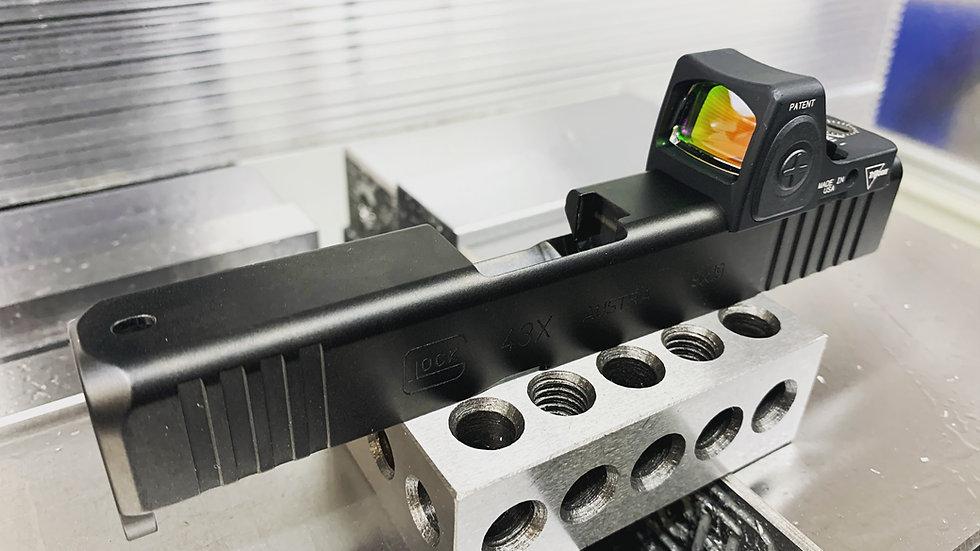 Glock 43X/48 RMRcc Optic Cut