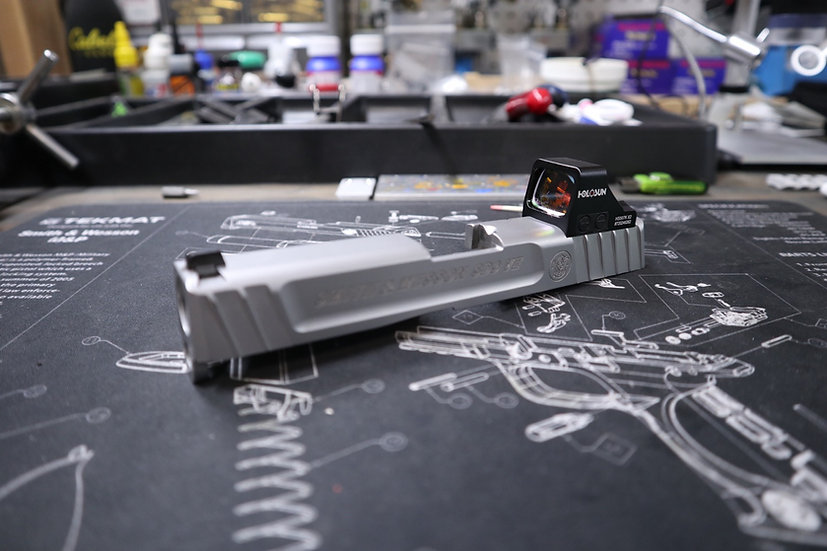 S&W SD9VE RMSc / 507K Optic Cut