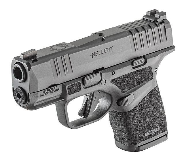Springfield Hellcat 507K Optic Cut
