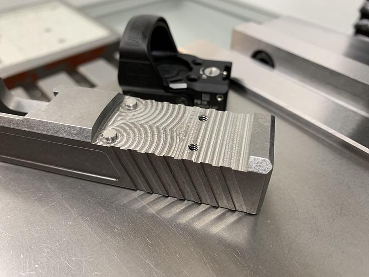 Glock Leupold Deltapoint Pro Optic Cut
