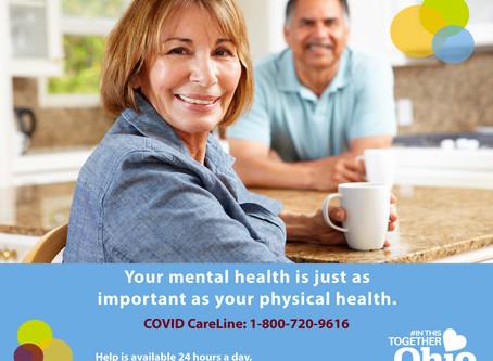 COVID CareLine available