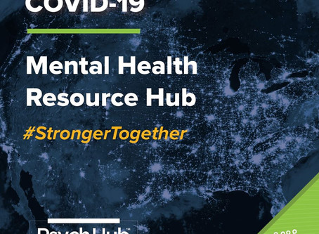 Mental Health Resource Hub