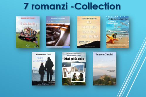 7 romanzi - Collection