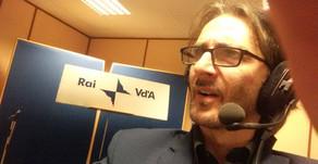 Il Rapporto tra Paranormale, Religione e Scienza. Armando De Vincentiis, a Radio Rai1