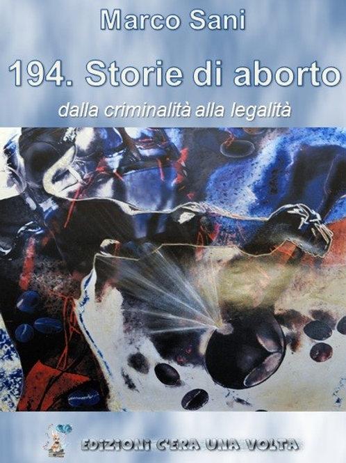 194. STORIE DI ABORTO