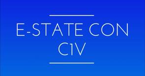 E-state con C1V