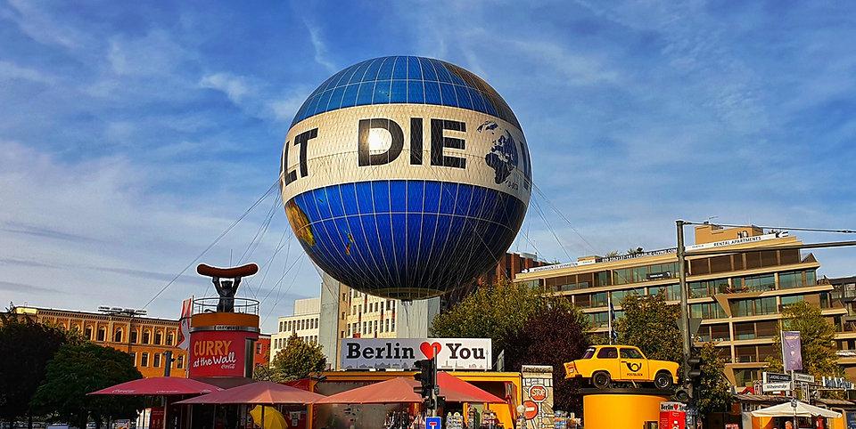 Экскурсия в в Берлине, экскурсия Третий