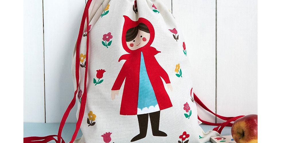 RED RIDING HOOD BAG
