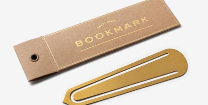 BRASS BOOKMARK - BLANK
