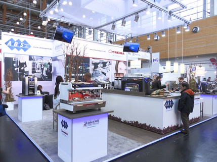 ABS-messestand