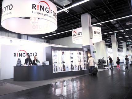Ringfoto-messestand