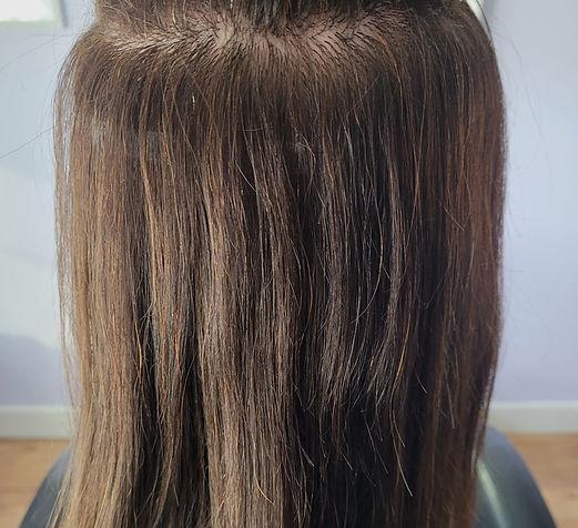 невидемы ряд биоленточного наращивания волос
