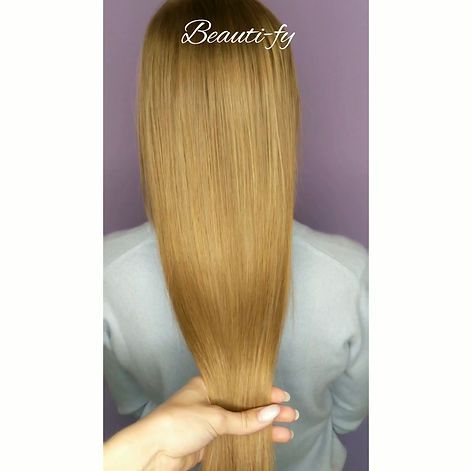 removal of fusion hair extensions