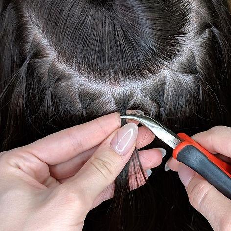 nano hair extensions toronto