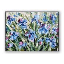 Sea Iris | Oil | 18 x 24